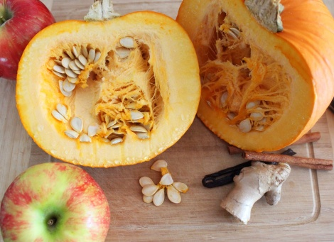 Ingredients Pumpkin Pie Smoothie