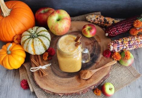 Ingredients Pumpkin Pie Smoothie1